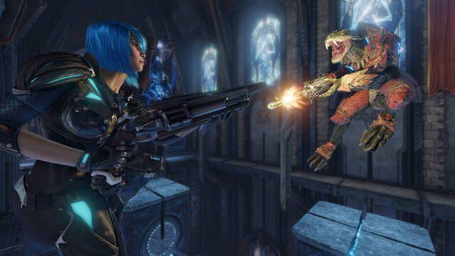Quake Champions llegará a Steam después de su beta