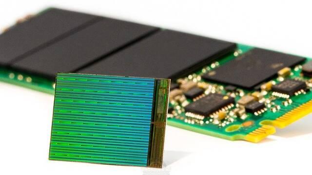 El salto a la memoria 3D NAND de 96 capas viene de la mano de Toshiba
