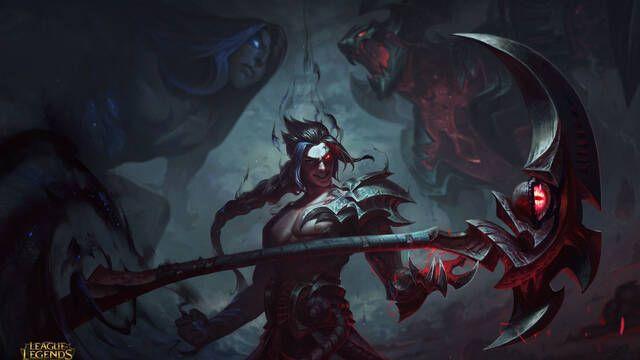 Riot anuncia oficialmente Kayn, el nuevo campeón de League of Legends