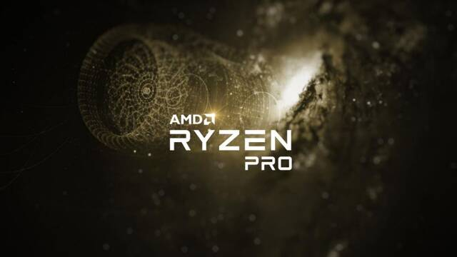 AMD presenta Ryzen PRO, sus procesadores para equipos profesionales