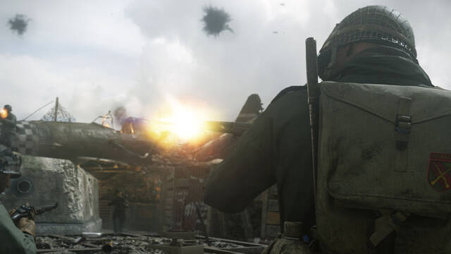 Sledgehammer invita a varios profesionales a jugar a Call of Duty: WWII