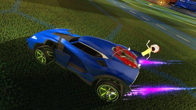 Rocket League tendrá un torneo con 75000 dólares en premios durante los X Games de ESPN