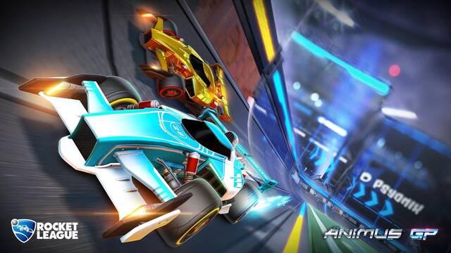 Rocket League estrenará nuevo estadio, canciones y mucho más en su actualización del 2º aniversario