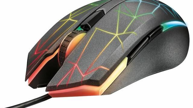 GXT 170 Heron RGB, el nuevo ratón de Trust Gaming ideal para jugadores