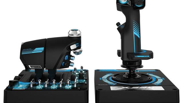 Elige tu joystick perfecto para tus juegos de simulación de aviación gracias a estos consejos