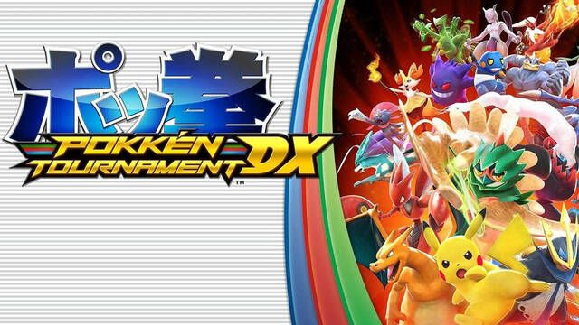 Pokkén Tournament DX será compatible con el mando Pokkén Tournament Pro de Wii U