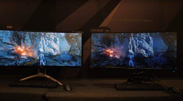 NVIDIA ha manipulado una comparativa entre el HDR y SDR