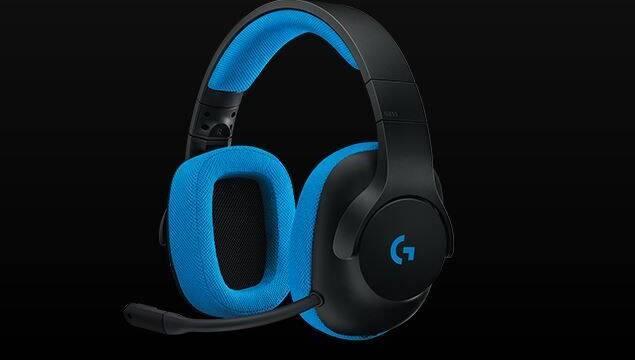 Logitech presenta los G233 Prodigy y G433, unos auriculares gaming de gama alta