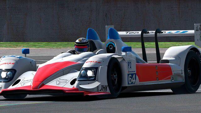 Teo Martín Motorsports se adentra en los esports participando en las 24 Horas de Le Mans
