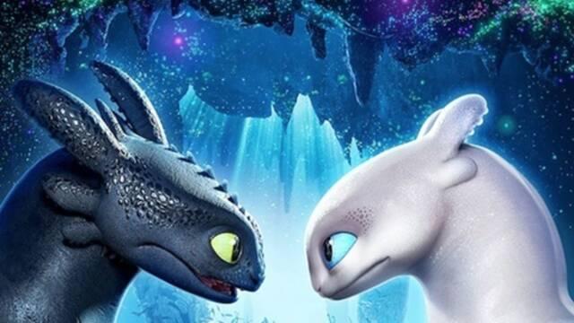 Primer tráiler de Cómo entrenar a tu dragón 3