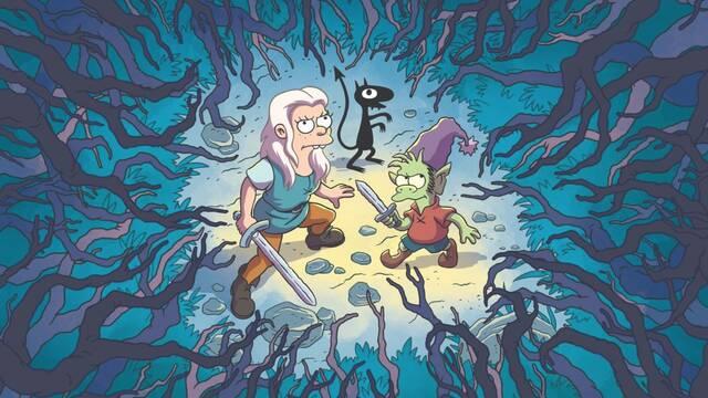 Disenchantment es la nueva serie de Matt Groening para Netflix
