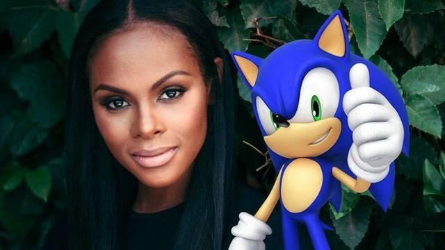 Tika Sumpter se incorpora a la película de Sonic