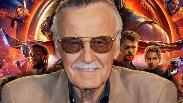 Stan Lee opina sobre Vengadores: Infinity War