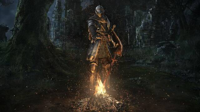 Sólo Xbox One X mantiene los 60 fps estables en Dark Souls Remastered