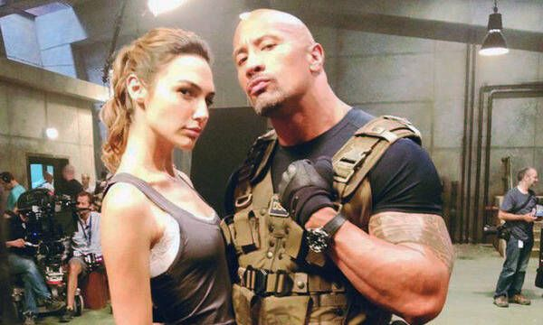 Gal Gadot coprotagonizará Red Notice con Dwayne Johnson