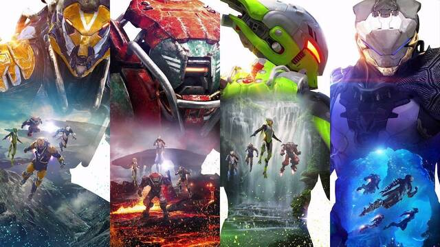 E3 2018: Así se ve Anthem a 4K en una NVIDIA GeForce GTX 1080 Ti