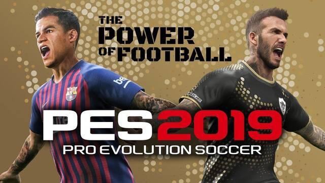 E3 2018: PES 2019 nos presenta sus nuevas habilidades con un tráiler