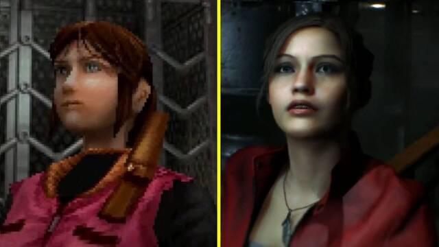 E3 2018: Comparativa gráfica entre Resident Evil 2 y Resident Evil 2 Remake