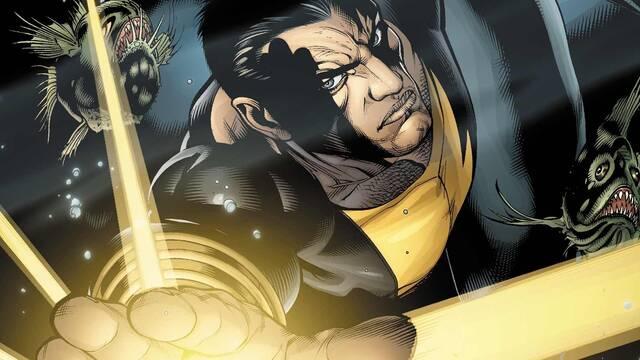 ¿Saldrá Black Adam en Escuadrón Suicida 2?