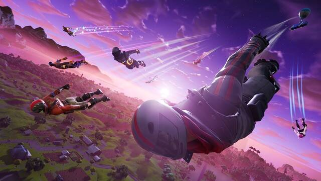 Epic Games anuncia la Fortnite World Cup que llegará en 2019