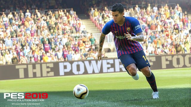 E3 2018: Primeros gameplays de PES 2019