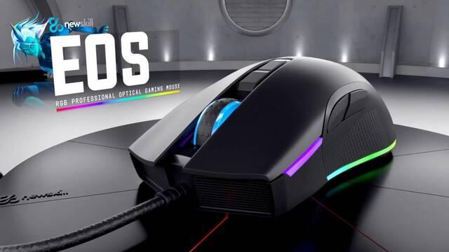 NewSkill presenta su nuevo ratón para jugones: EOS