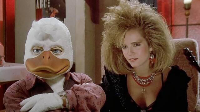 Lea Thompson quiere hacer un reboot de Howard el Pato