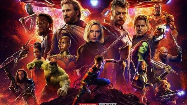 Vengadores: Infinity War alcanza los 2.000 millones de dólares en taquilla