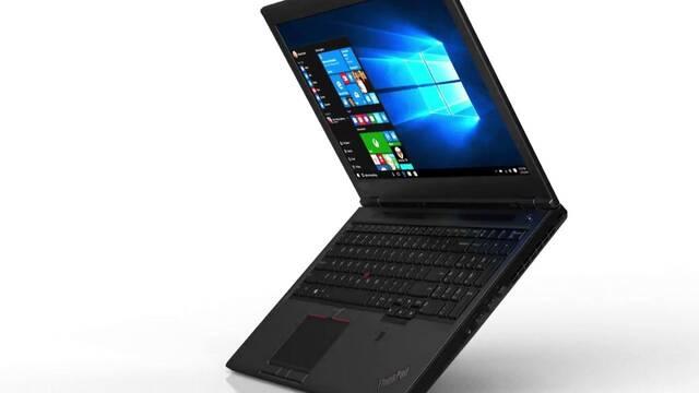 Lenovo presenta el ThinkPad P52, su portátil con 128 GB de RAM