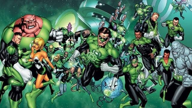 Geoff Johns escribirá el guion de Green Lantern Corps
