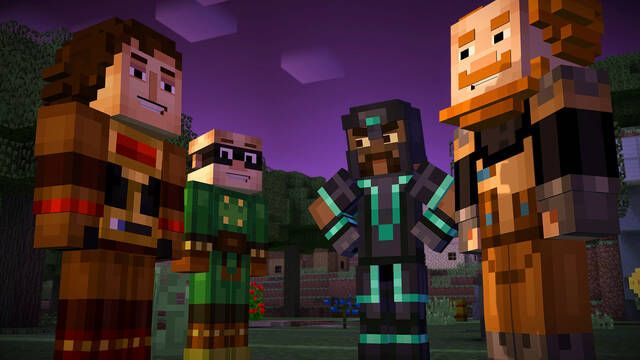 Netflix comenzará a incluir juegos con el estreno de Minecraft: Story Mode