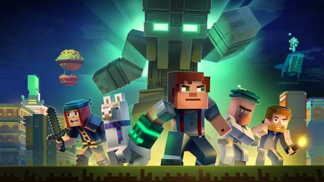 Minecraft: Story Mode tendrá serie en Netflix