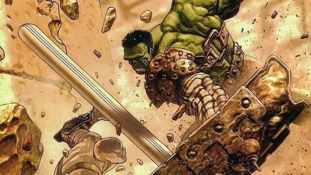 Confirmada la nueva apariencia de Hulk en Vengadores 4