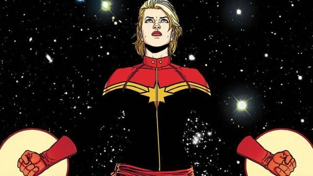 Brie Larson habla sobre su papel de Capitana Marvel