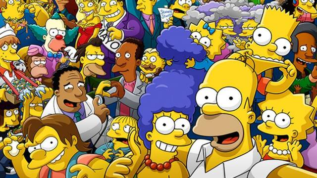 Los Simpson pertenecerá a FOX hasta dentro de siete décadas