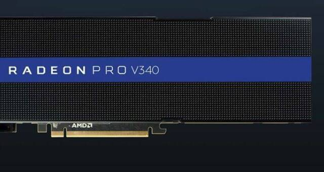 Aparece la nueva gráfica AMD Radeon Pro V340 con dos GPU Vega 10