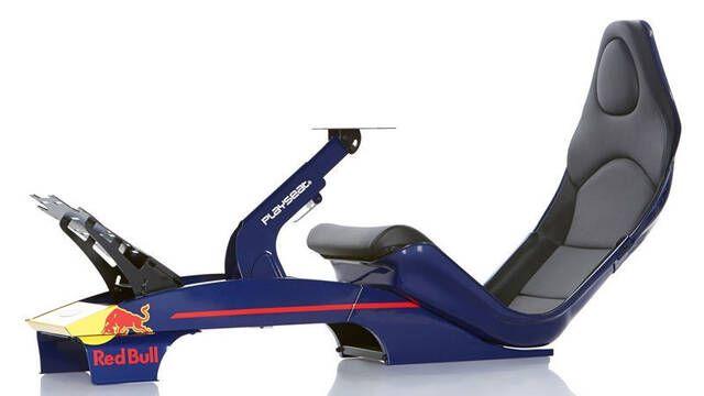 Playseat lanza el asiento de Red Bull Racing F1 para jugar