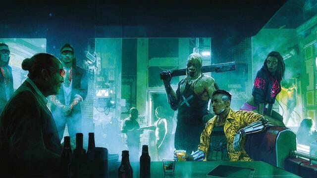 E3 2018: La demo de Cyberpunk 2077 se mostró en un PC con sólo una 1080 Ti