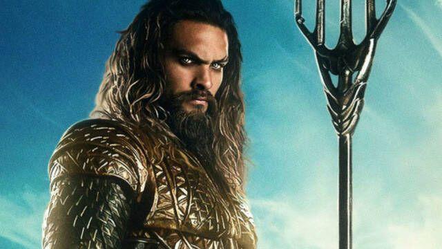 El tráiler de Aquaman se revelará en la Comic-Con de San Diego