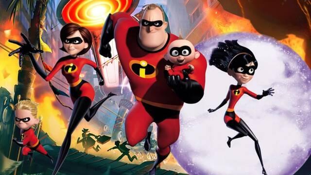 'Los Increíbles 2' arrasa en taquilla: ha recaudado 180 millones