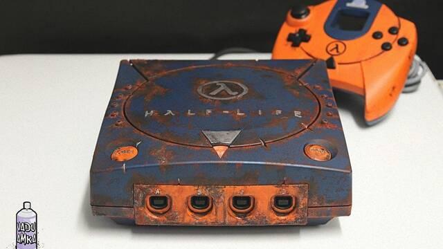 Half-Life vive… en una Dreamcast personalizada