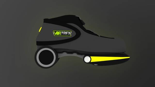 """Vortrex, los zapatos VR desarrollados por la estrella de """"Cazadores de Mitos"""""""