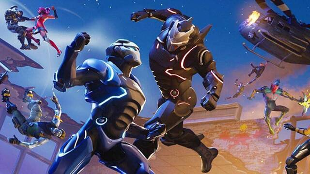 Team Queso se adentra en Fortnite