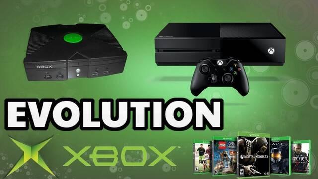 Así han evolucionado los gráficos de los juegos de Xbox a Xbox One X