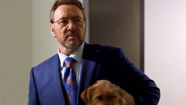 Kevin Spacey vuelve a la gran pantalla con 'The Billionaire Boys Club'