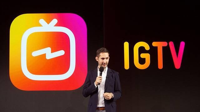 Llega IGTV, la aplicación de vídeos largos de Instagram