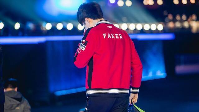Faker ha dejado de entrenar con SK Telecom T1