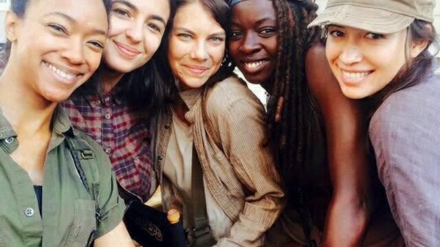 TWD: La showrunner promete mejores historias para los personajes femeninos