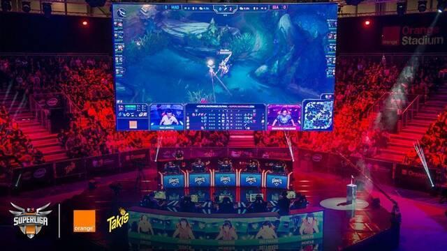 Gamergy: Sigue en directo la sexta jornada de la SLO de League of Legends