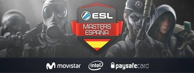 La ESL Masters Rainbow Six comenzará el 27 de junio